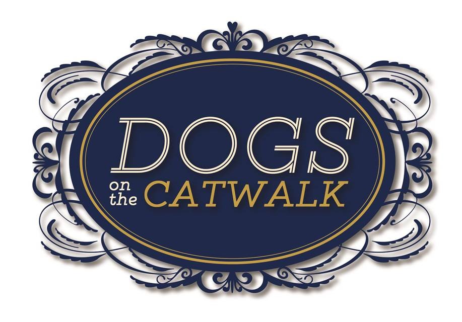 dogs on the catwalk event logo