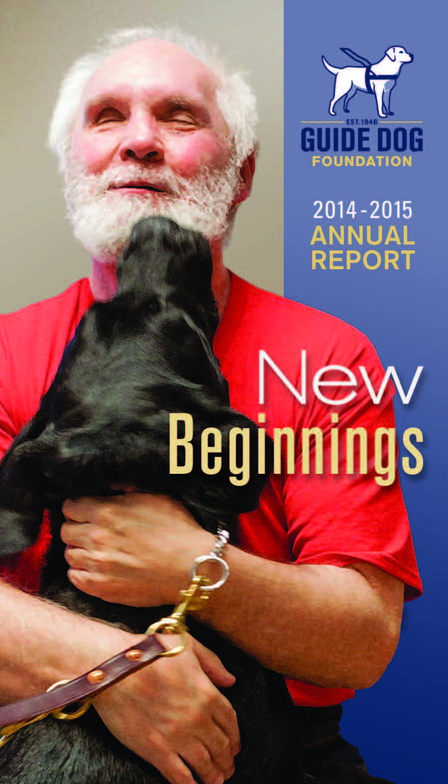 Click image to read the FY 2015 annual report.