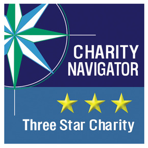 Link to our Charity Navigator page.