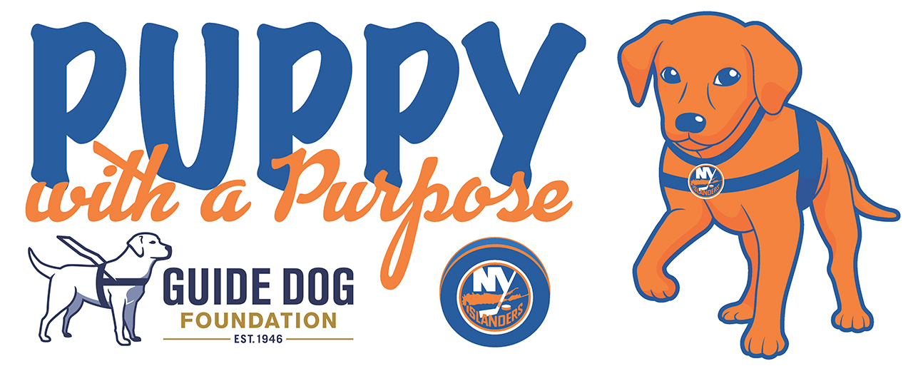 pup with a purpose islanders lockup