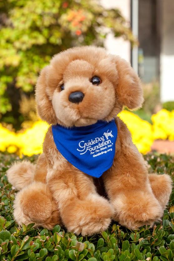 Item Detail Plush Golden Retriever Pup In Gdf Vest