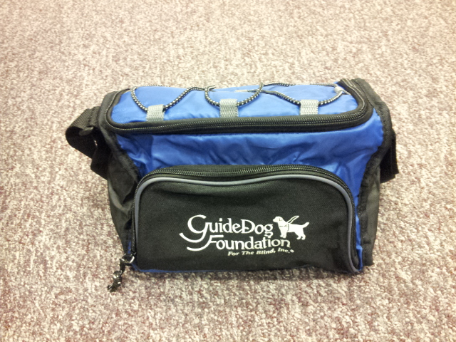 Guide Dog Insulated Cooler Bag