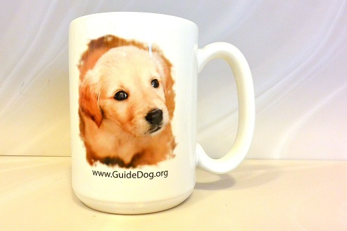 Guide Dog Foundation 10 oz Ceramic Mug