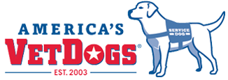 Link to America's VetDogs Homepage